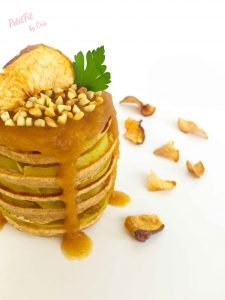 tortitas tarta de manzana 3