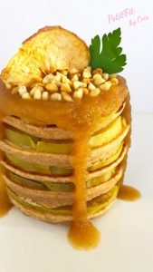 tortitas tarta de manzana 4