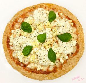 tortipizza 4 quesos