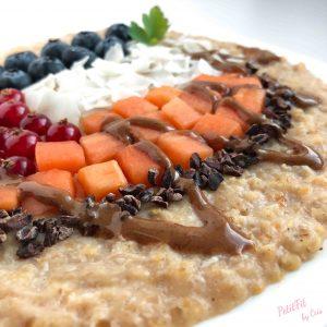 Porridge de Papaya