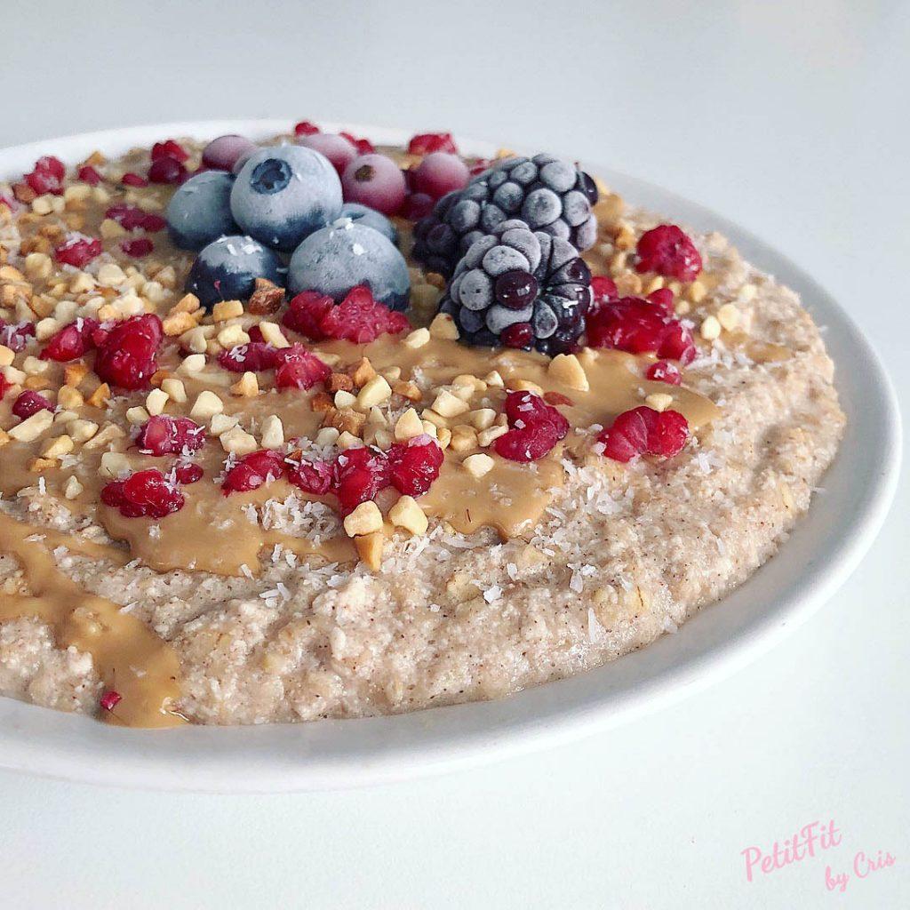 porridge for two