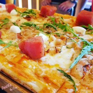 kilometros de pizza