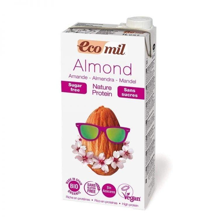 Ecomil Bebida Vegetal de Almendra sin azúcar