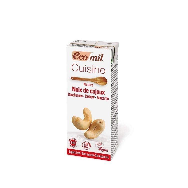 Ecomil Crema Vegetal Bio Cuisine Anacardo