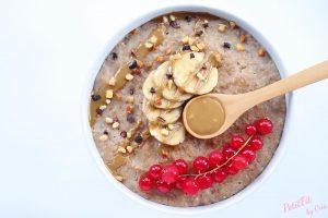 porridge muerte por cacahuete
