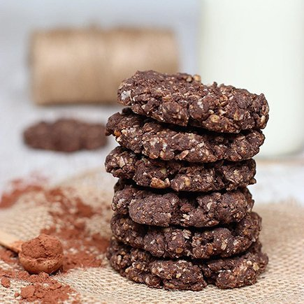 GALLETAS DE CHOCOLATE EXTRACRUJIENTES