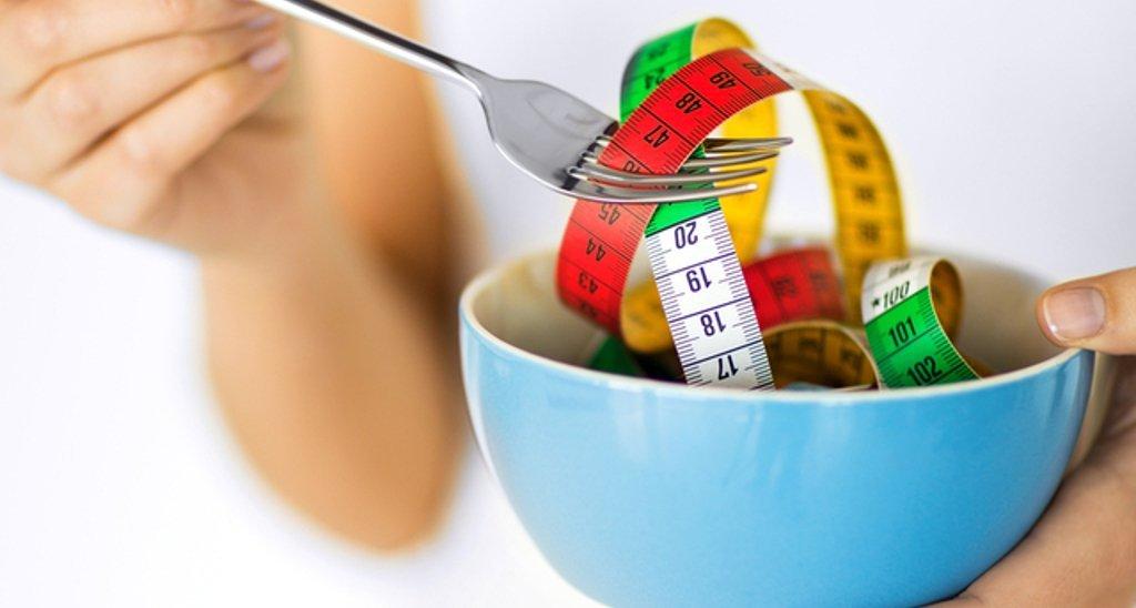 Dieta disociada para un mes
