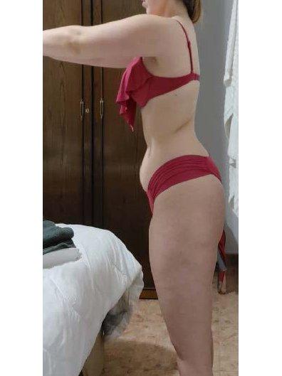 Marta Dominguez de lado